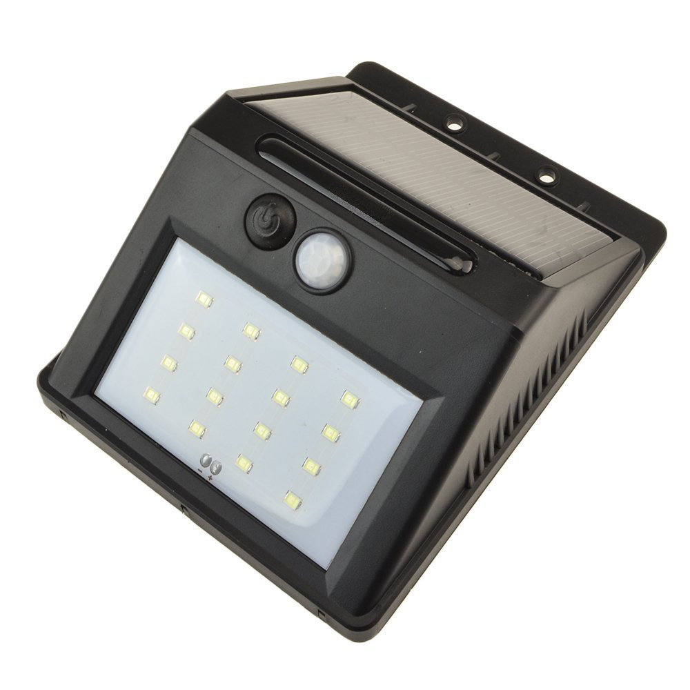 led outdoor sensor light photo - 8