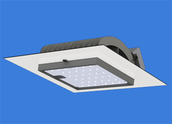led outdoor soffit lighting photo - 7