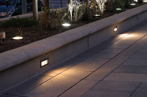 led outdoor step lights photo - 3