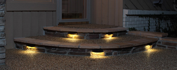 led outdoor step lights photo - 9