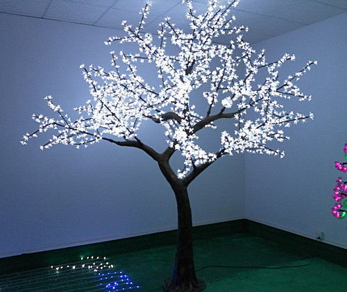 led outdoor tree lights photo - 9