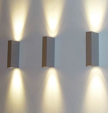 led outdoor wall light fixtures photo - 5
