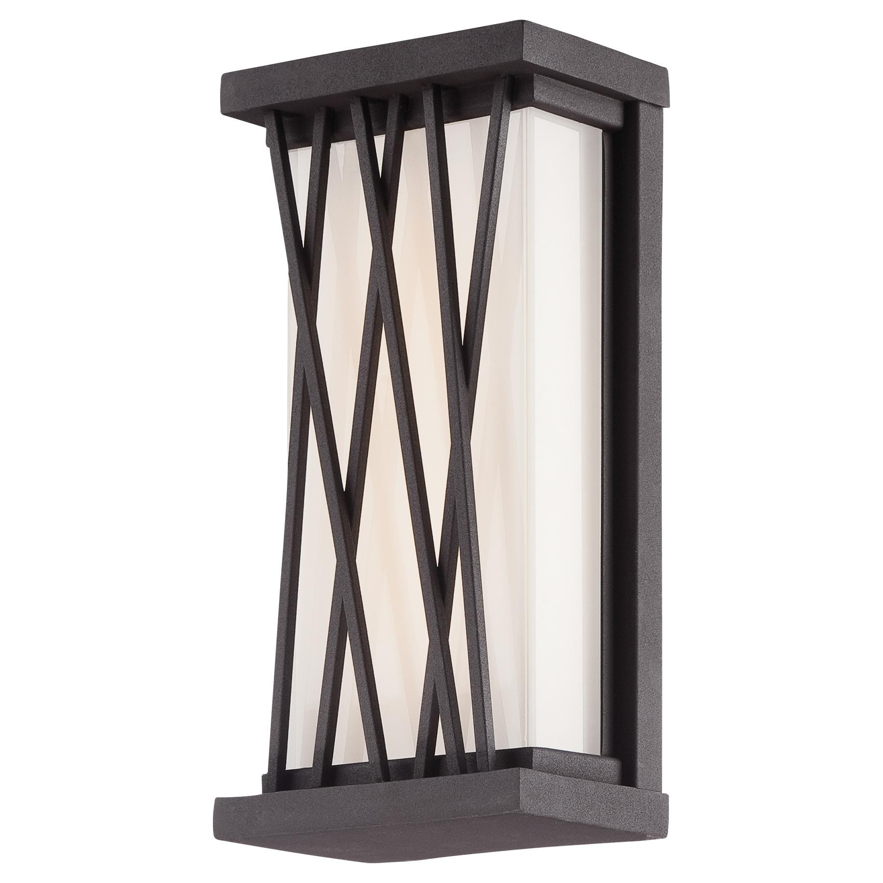 Led outdoor wall lights - enhance the architectural ... on Outdoor Wall Sconce Lighting id=84177