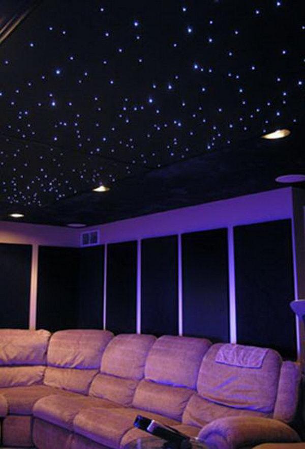 led star light ceiling photo - 5