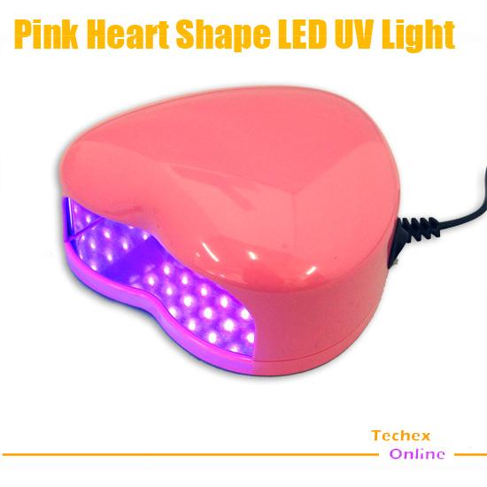 led uv nail lamp photo - 5