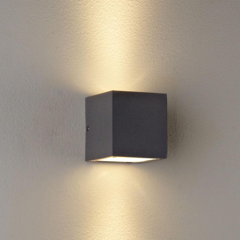 led wall lamps photo - 3