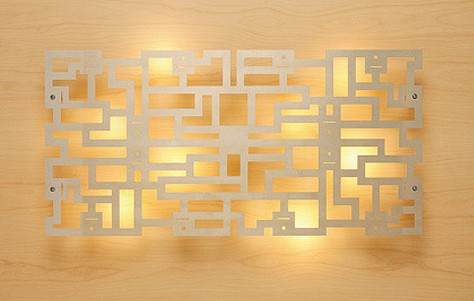 led wall light fixtures photo - 3
