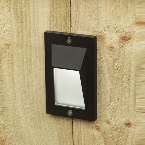 led wall light outdoor photo - 10