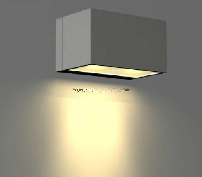 led wall light outdoor photo - 8