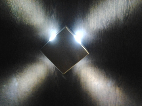led wall lights photo - 8