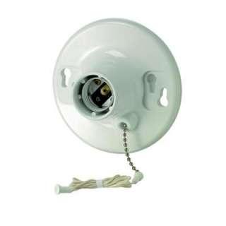 leviton lamp holder photo - 2