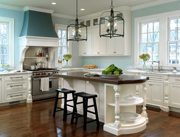 Light Blue Kitchen light blue kitchen walls | winda 7 furniture