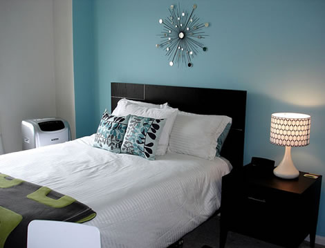 light blue wall paint colors photo - 7