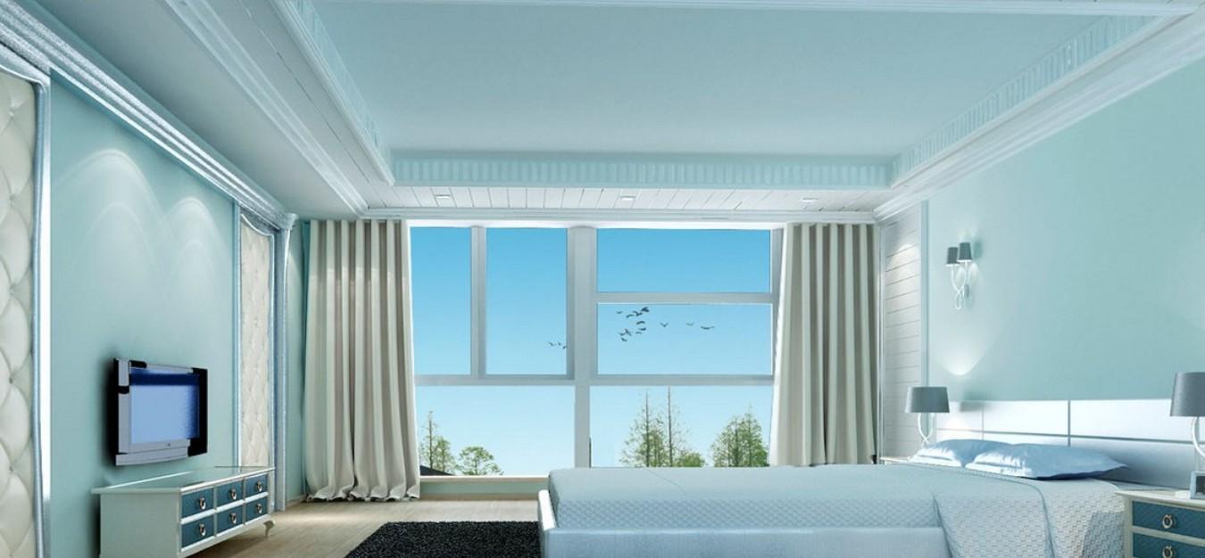 ABLBW26  Amusing Bedrooms Light Blue Walls Today:26-26-26