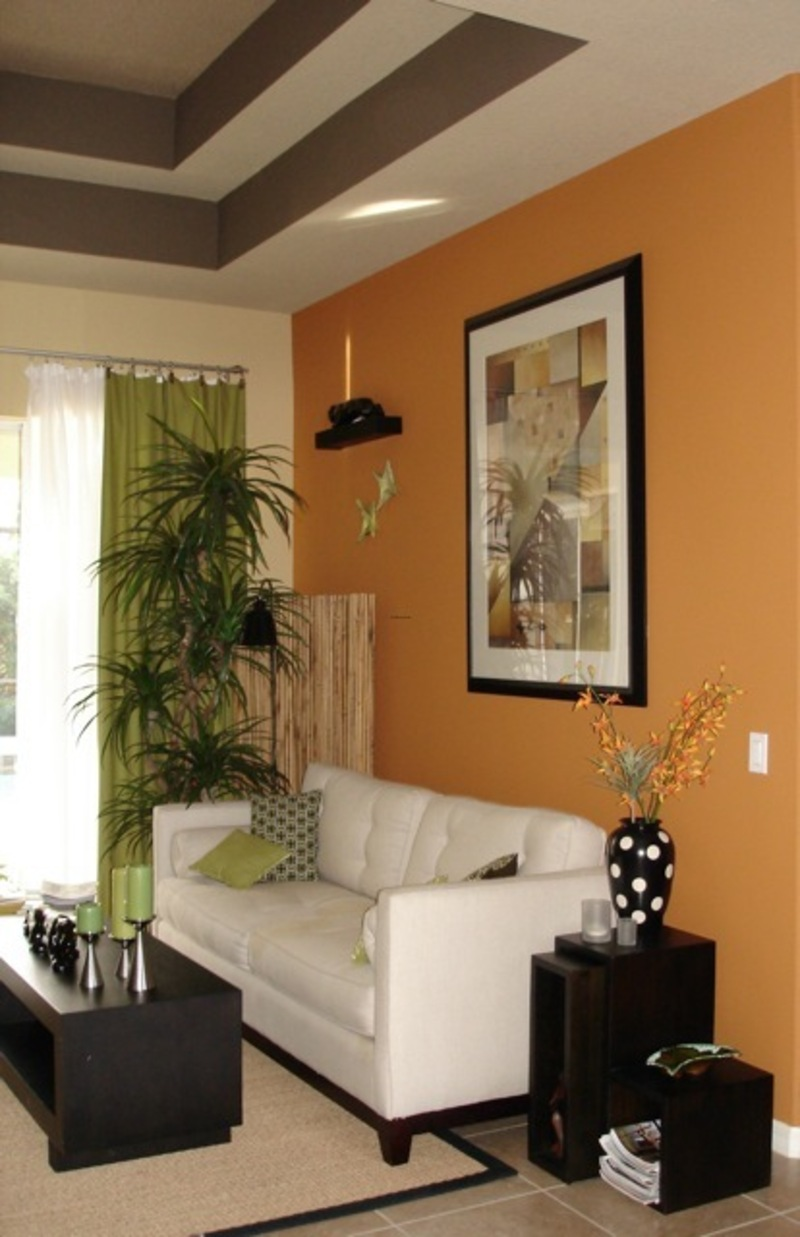 Light brown wall paint 10 facts to consider warisan - Interior painting ideas pinterest ...