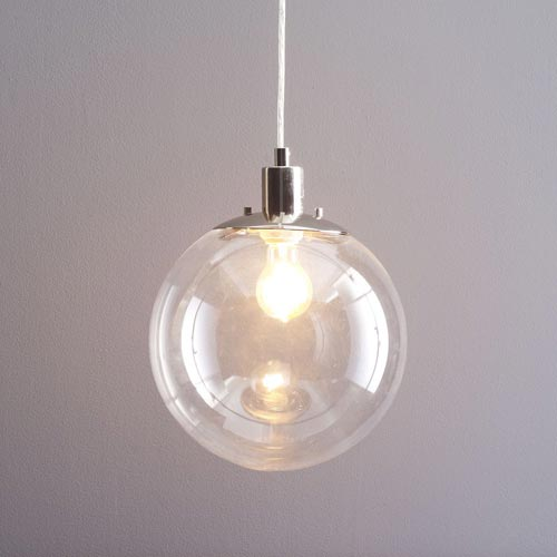 light bulb ceiling pendant photo - 2