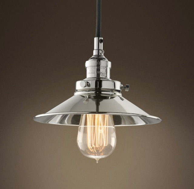 light bulb ceiling pendant photo - 7