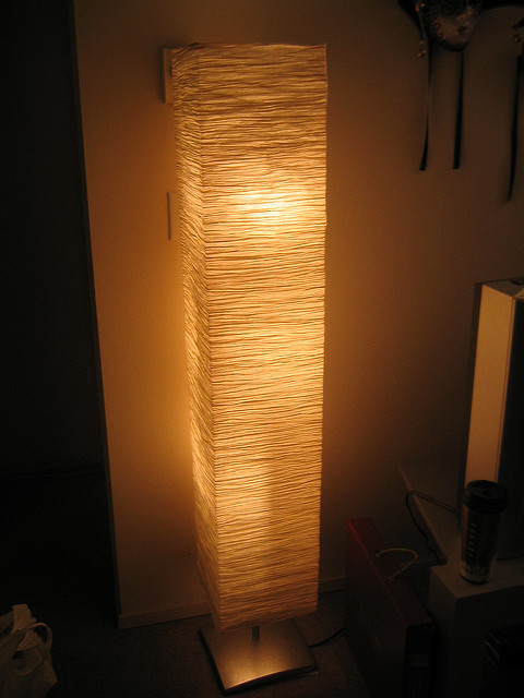 light bulb floor lamp photo - 8