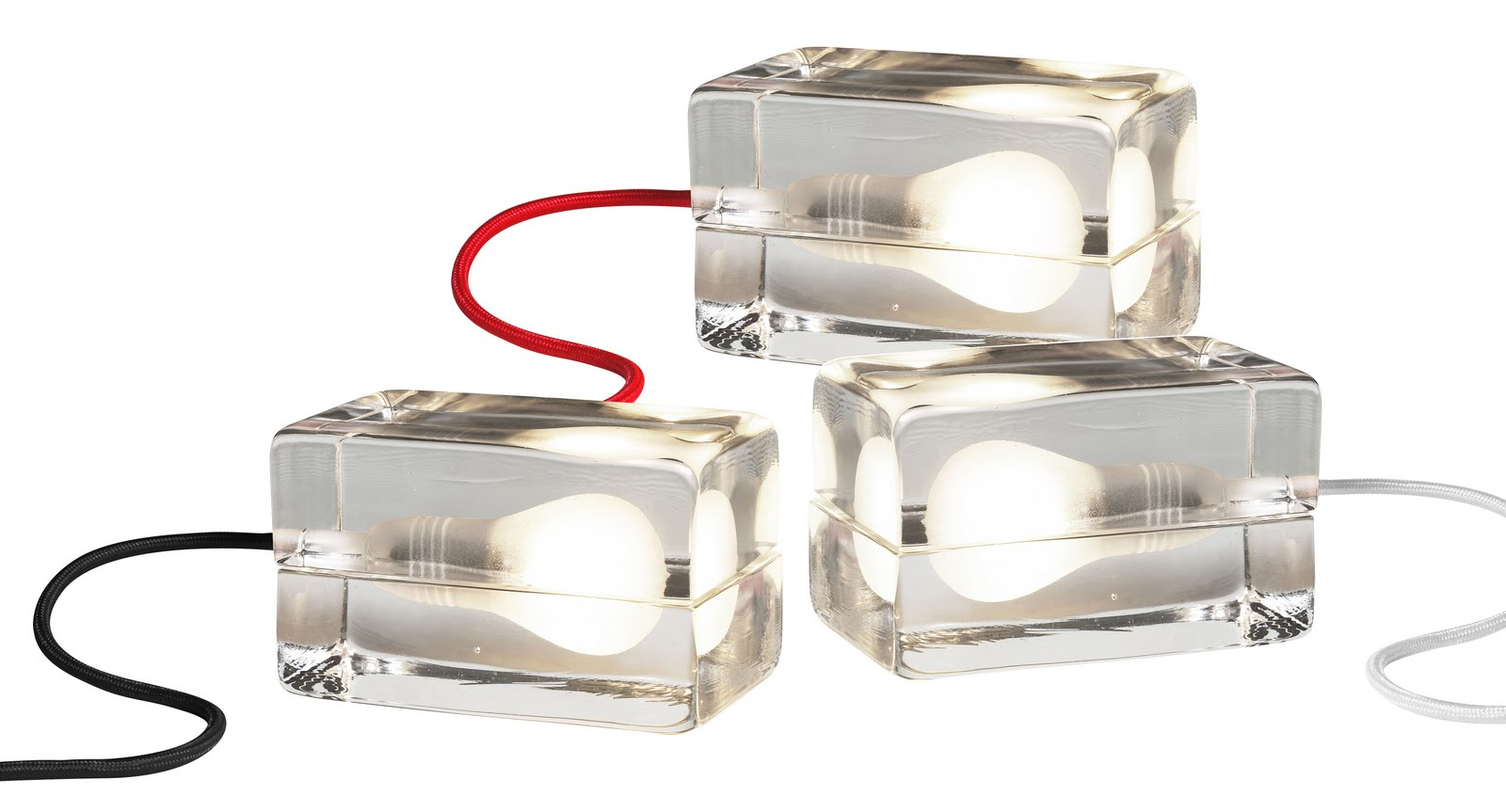 light bulb table lamp photo - 4