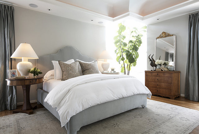 Curtains Ideas curtains for a gray room : Light gray bedroom walls | Warisan Lighting