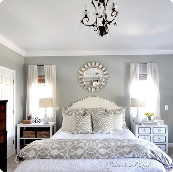 light grey bedroom walls photo - 5
