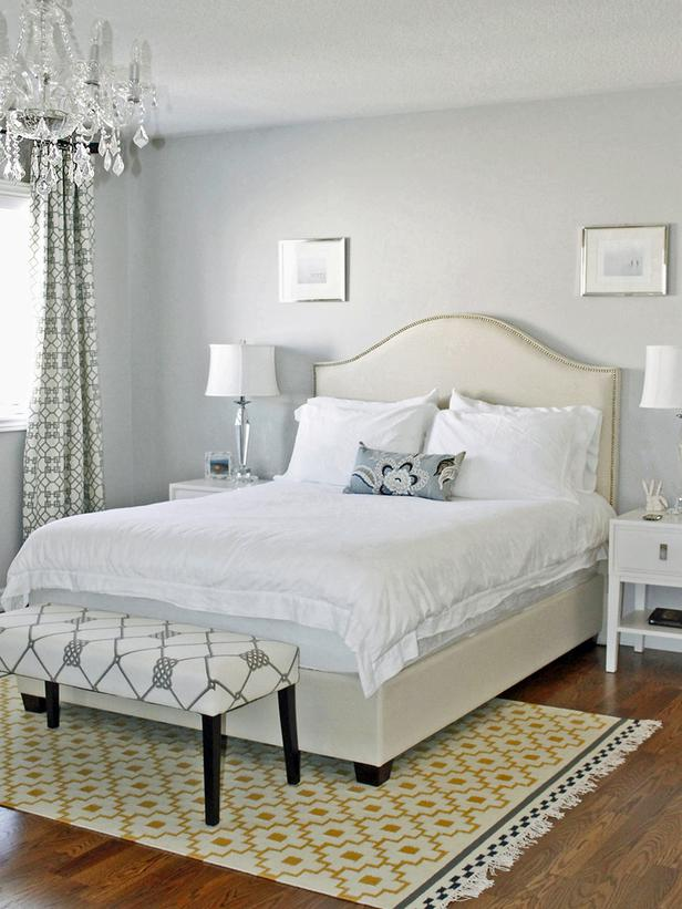 light grey bedroom walls photo - 6