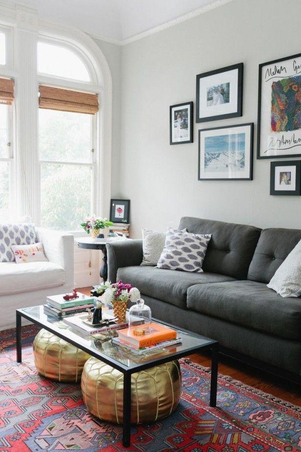 light grey living room walls photo - 10