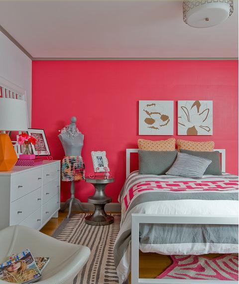 light orange wall paint photo - 10