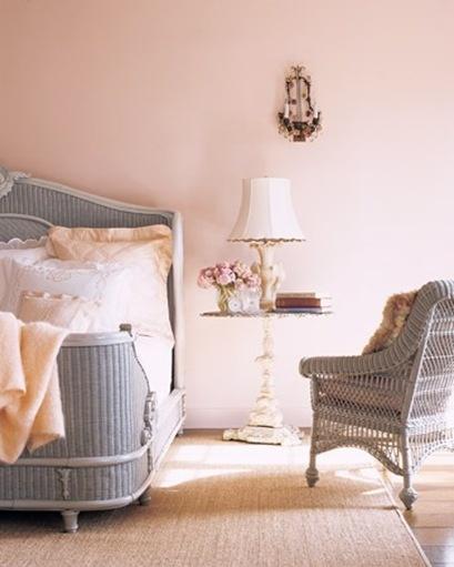 light pink walls photo - 1