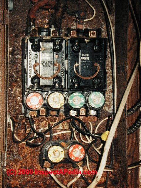 bad fuse box in homes bad database wiring diagram images bad fuse box in homes