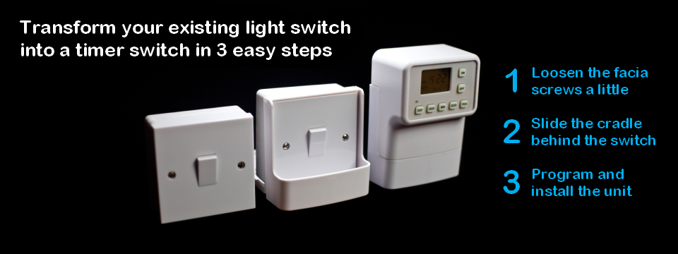 Timer switches for led lights sevenstonesinc wall switch timer led lights trweb for aloadofball Image collections