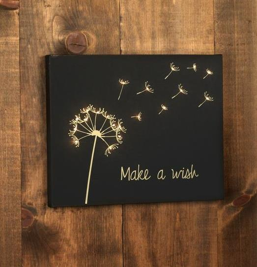 Where to use light up canvas wall art warisan lighting light up canvas wall art photo 2 aloadofball Image collections