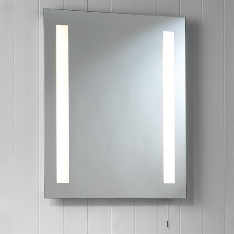 light wall mirror photo - 1