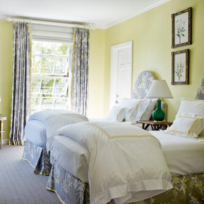 light yellow bedroom walls photo - 4
