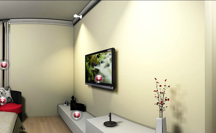 light yellow bedroom walls photo - 5