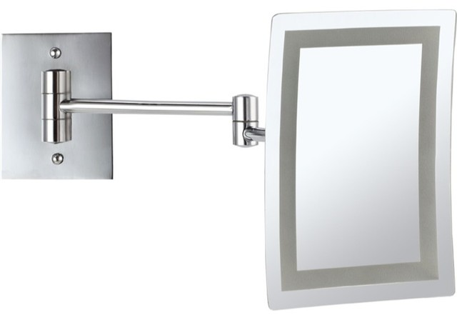 Lighted Bathroom Mirrors Magnifying: lighted bathroom mirrors wall photo 7,Lighting