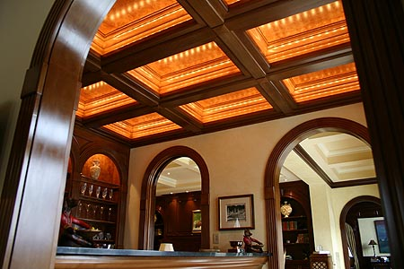 lighted ceiling panels photo - 8