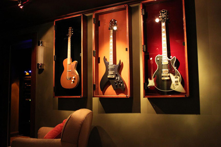 Lighted Guitar Wall Mount 12 Musical Inspirations To