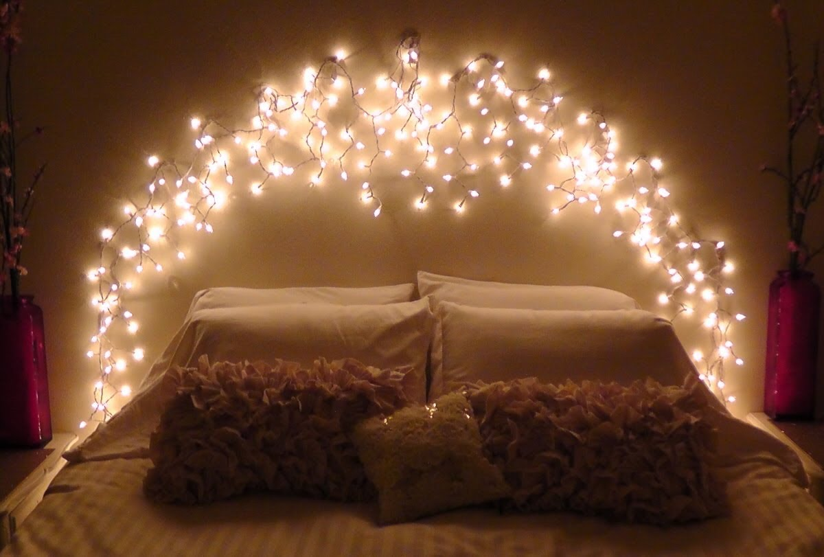 lighted wall decor photo - 9