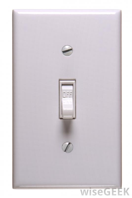 lighted wall switches photo - 9