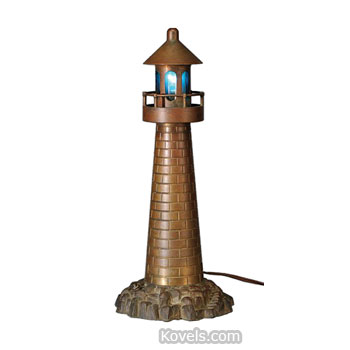 lighthouse lamps photo - 5