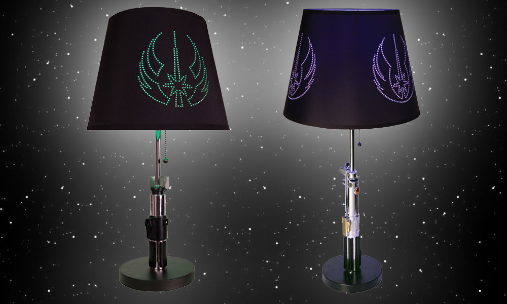 lightsaber lamps photo - 4