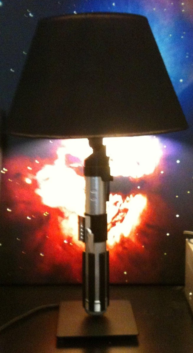 lightsaber lamps photo - 7