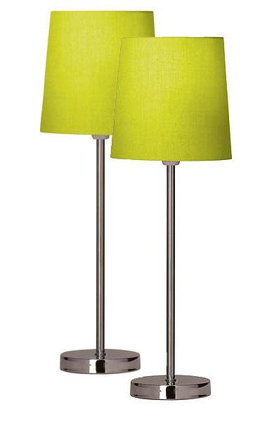 Lime Table Lamp: lime green table lamp photo - 1,Lighting