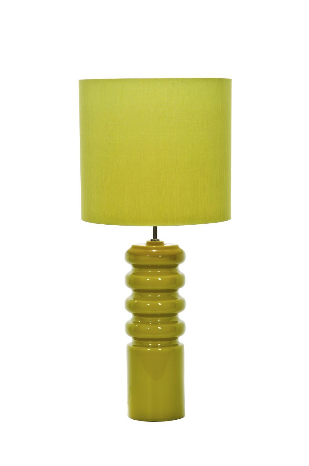 Lime green table lamp - Lime Green Table Lamp Warisan Lighting