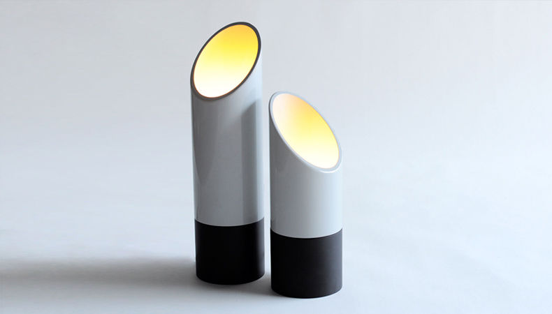 lipstick lamp photo - 1