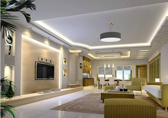 Living room ceiling lampsWarisan Lighting