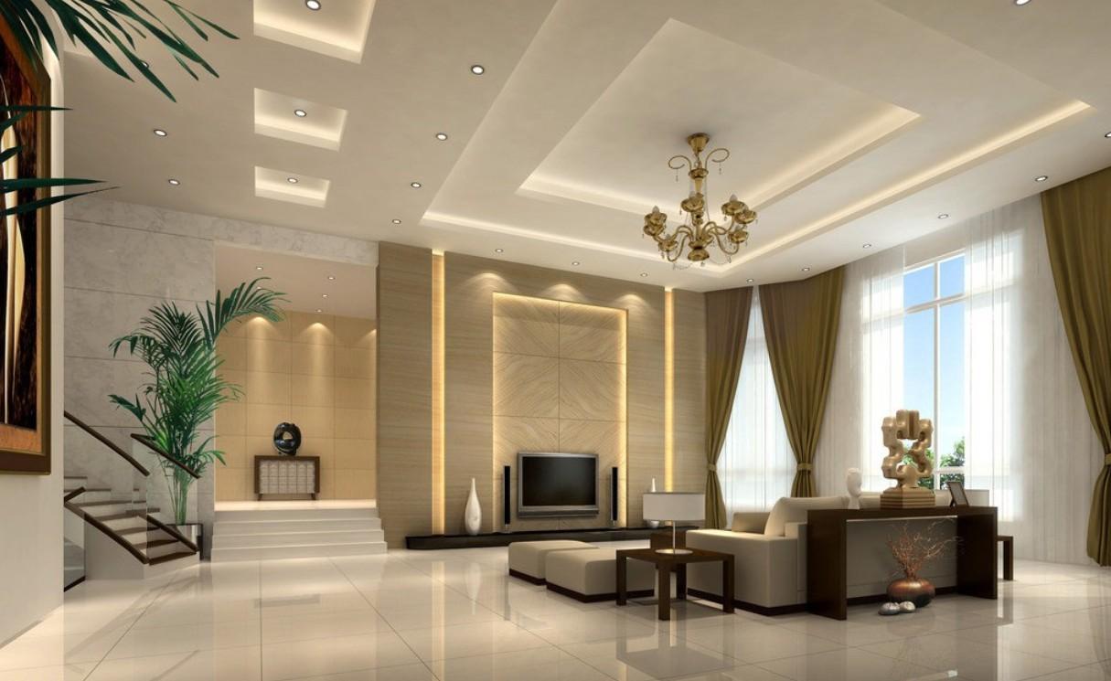 living room ceiling lights ideas photo - 1