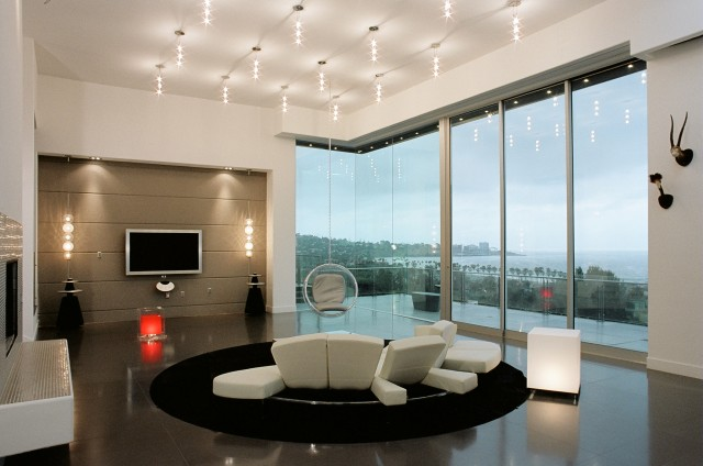 living room ceiling lights ideas photo - 3