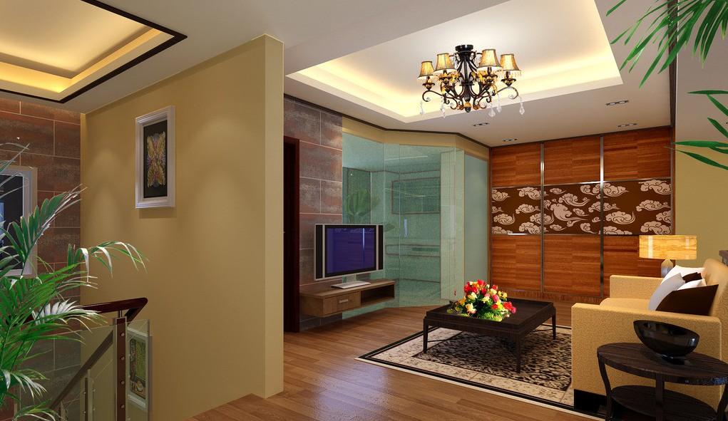 living room ceiling lights modern photo - 6